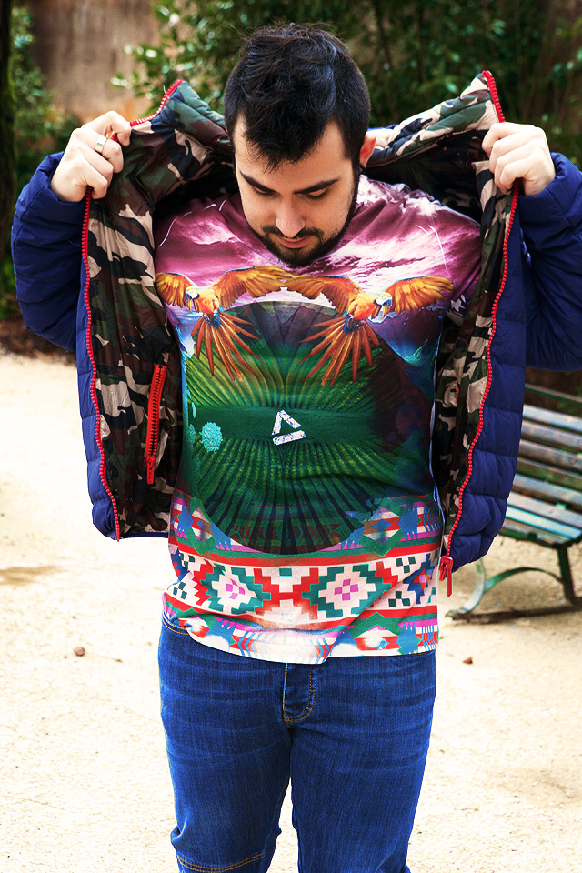 Fashion Blogger, Outfit, Guy Overboard, Close Up