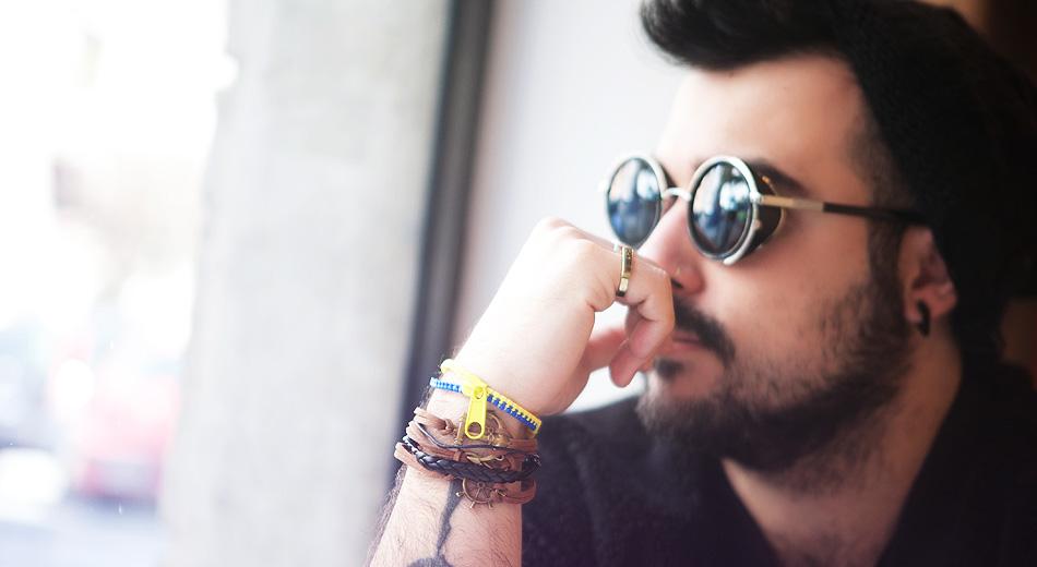 Fashion blogger, Jewelry, Accessories, Born Pretty Store, Multilayer Bracelets, FUCK Ring