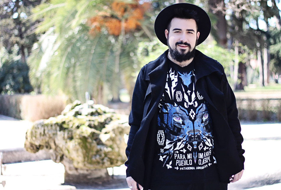 outfit, fashion blogger uomo, marcelo burlon, county of milan, zara, jessica buurman, butterflysoulfire, amish hat, ilariusss