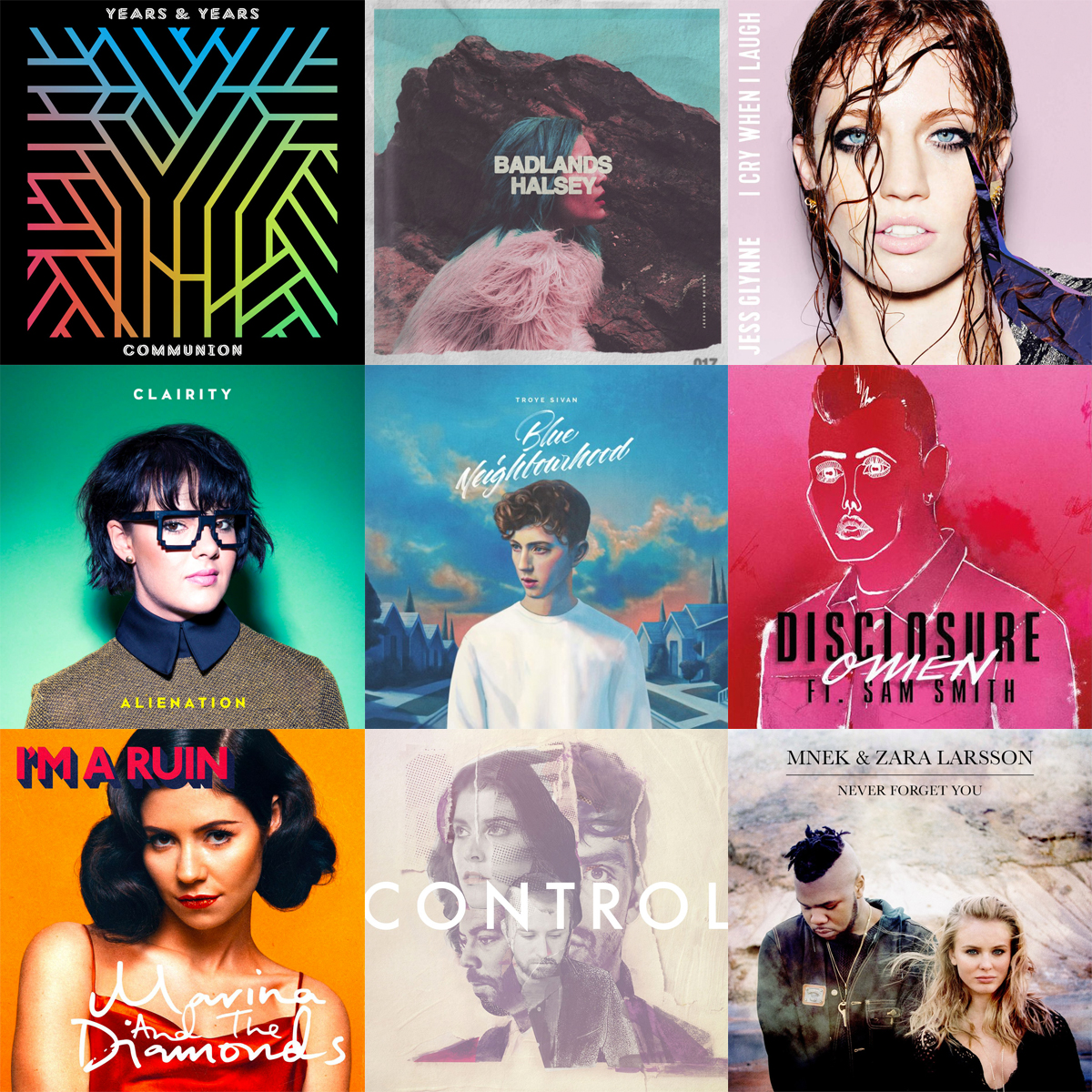 2015 best nine, music 2015, nine songs, musica 2015, nuove canzoni