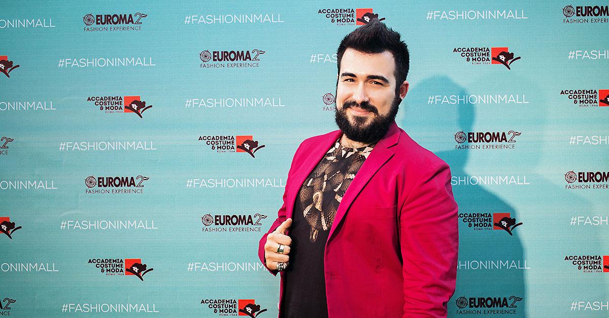 euroma2, fashion in mall, accademia costume moda, fashion blogger