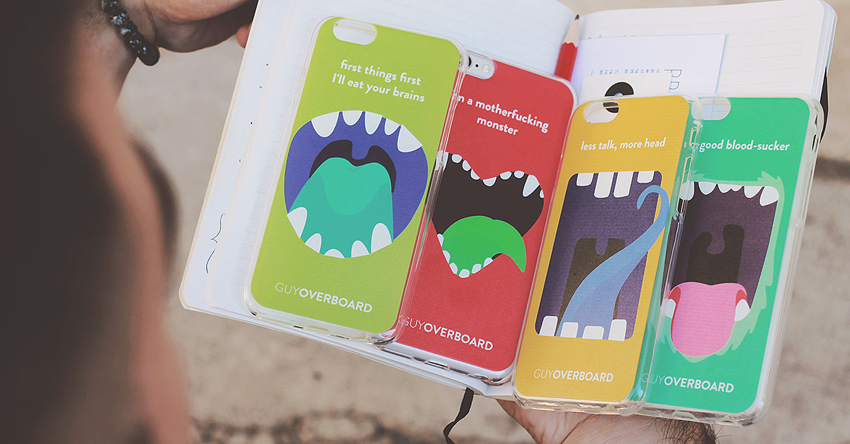 go customized cover personalizzate iphone6