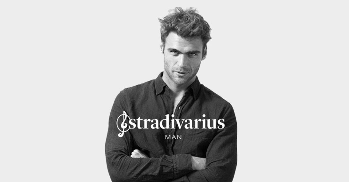 A Febbraio 2017 sarà in tutti i negozi Stradivarius Man, la prima linea uomo di Stradivarius dedicata all'abbigliamento urbano, cosmopolita e alla moda