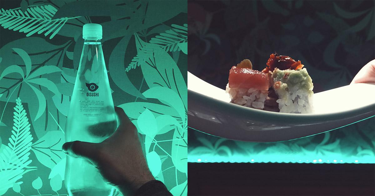 Oisushi ristorante giapponese brasiliano nikkei roma temakinho