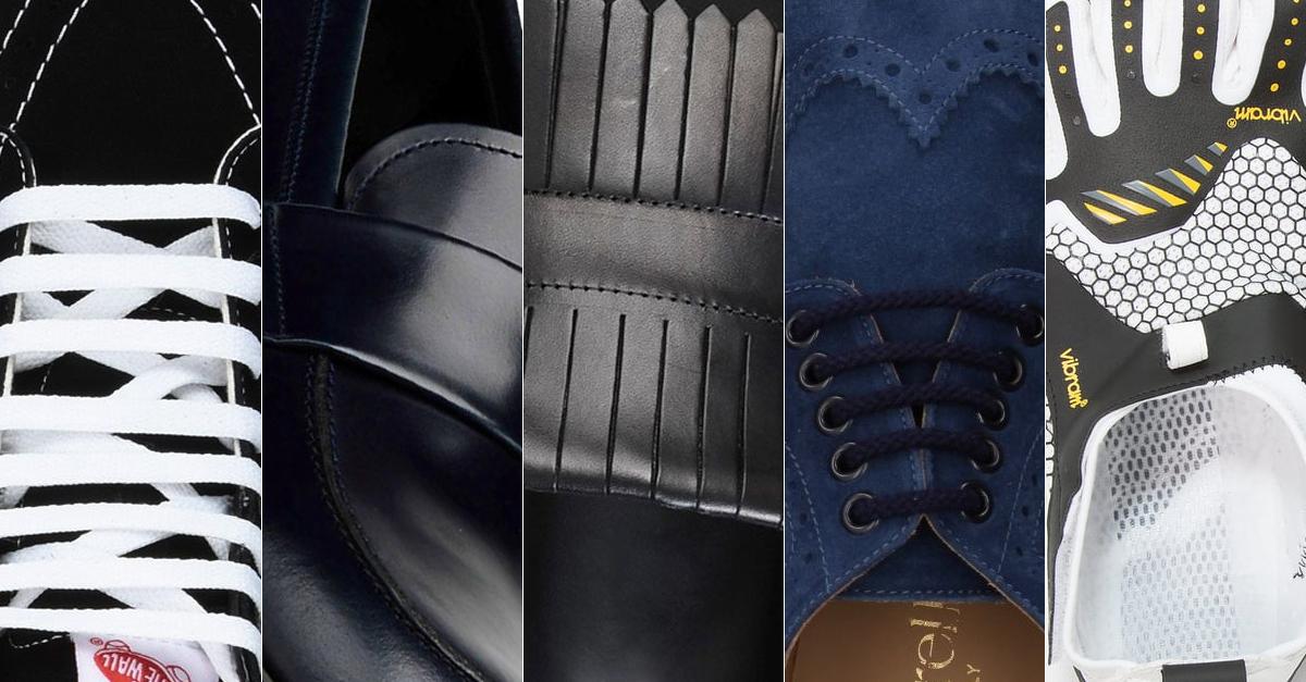 Dimmi che scarpe uomo vorresti indossare, e ti dirò se questa estate i tuoi piedi saranno in linea con le maggiori tendenze dell'abbigliamento maschile