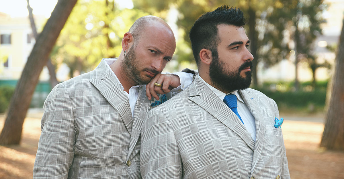 matrimonio estivo uomo, hockerty abiti sartoriali misura