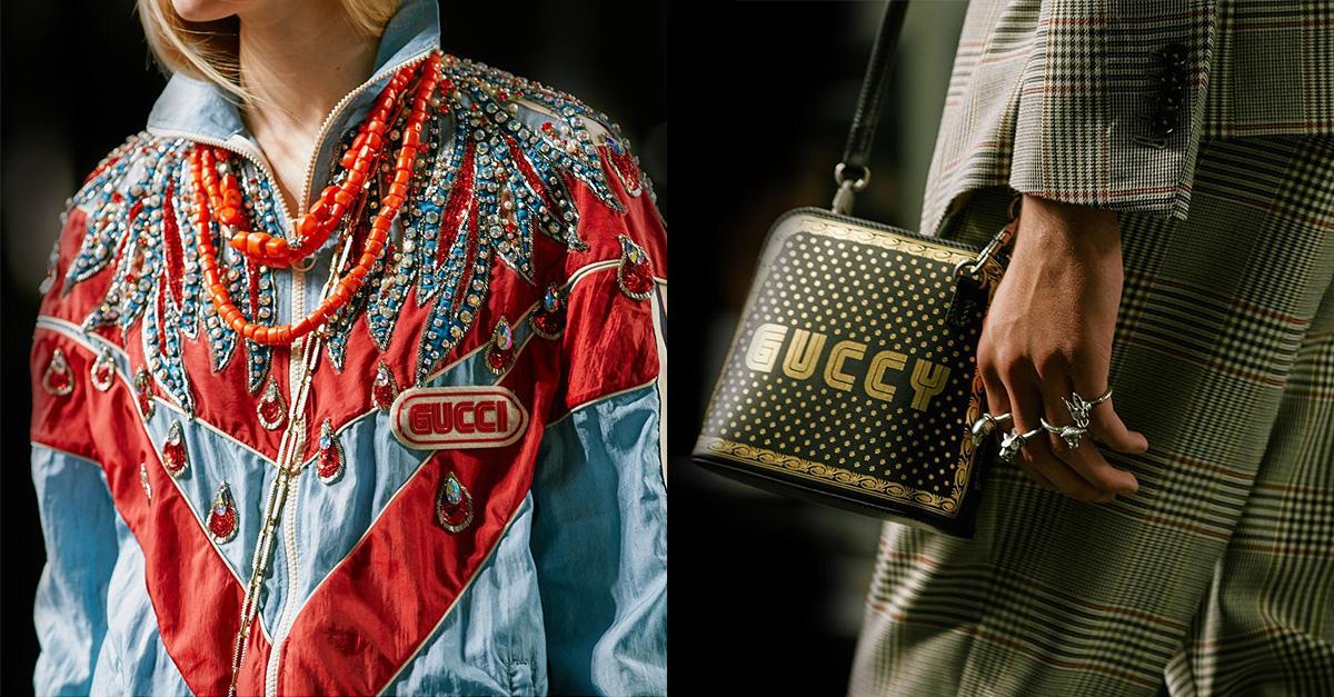 Sotto la supervisione di Alessandro Michele, Gucci mette insieme un gruppo eclettico di ispirazioni creando Guccify: ecco 10 pezzi iconici della collezione