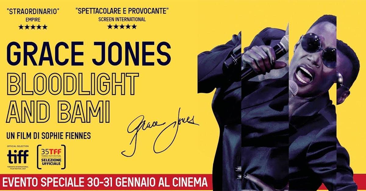Grace Jones, Bloodlight and Bami