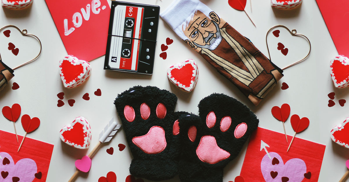 If a laugh is a way to the heart, why not surprise the person you love with funny Valentine's day gifts? Here are some ideas to spread love on February 14th with a smile