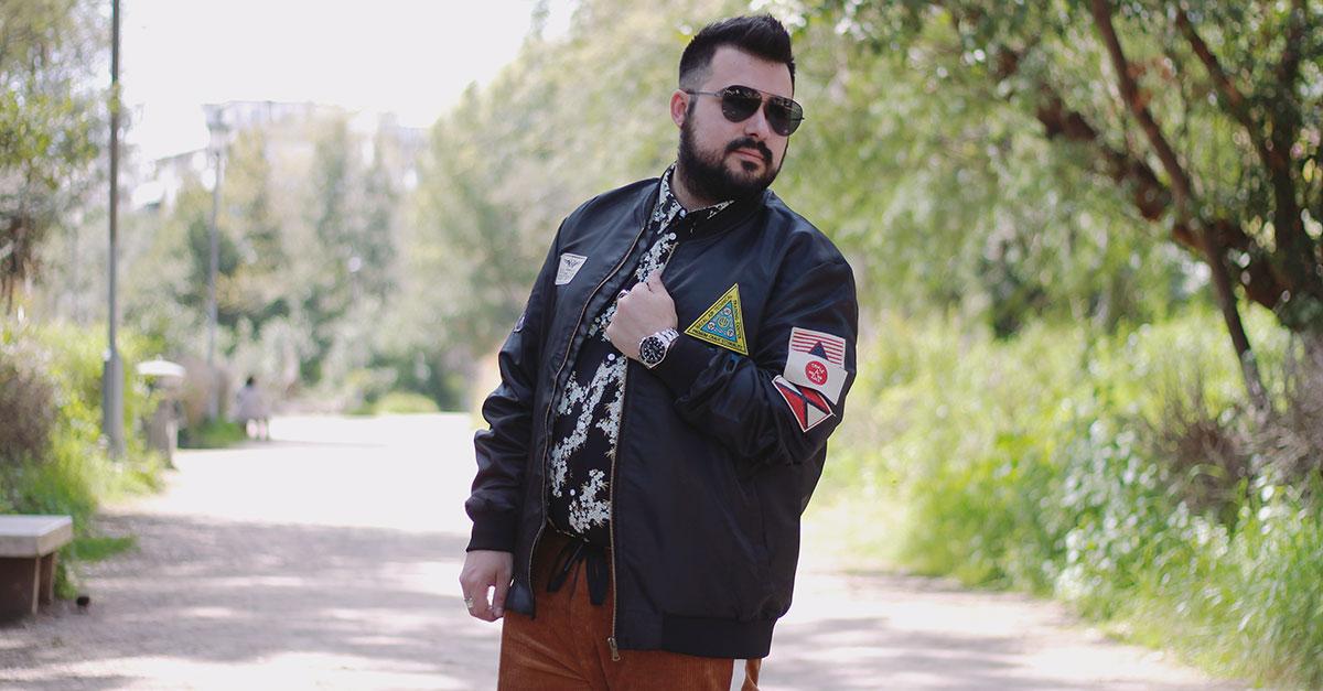 Trend uomo primavera, Plus size fashion blogger