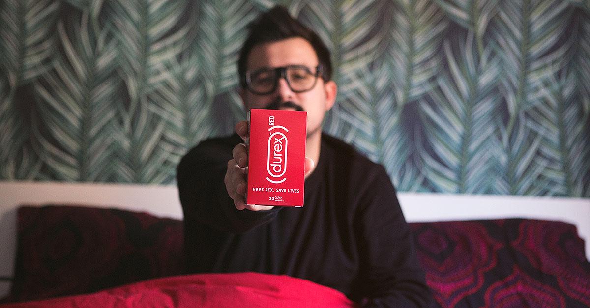 Durex, RED, World AIDS Day