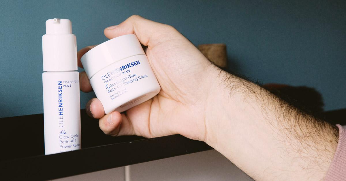 OleHenriksen, Glow Cycle Retin-ALT Power Serum, Goodnight Glow Retin-ALT Sleeping Crème