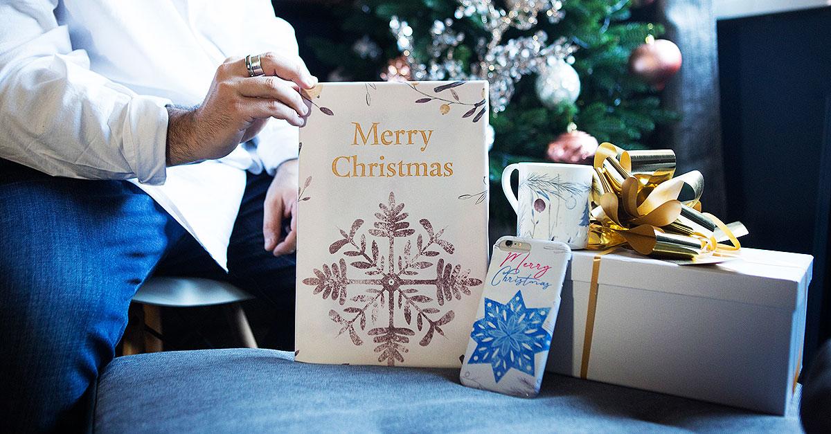 Quest'anno crea i tuoi regali di Natale personalizzati per ispirare un sorriso e dimostrare quanto ci tieni ai tuoi amici o familiari