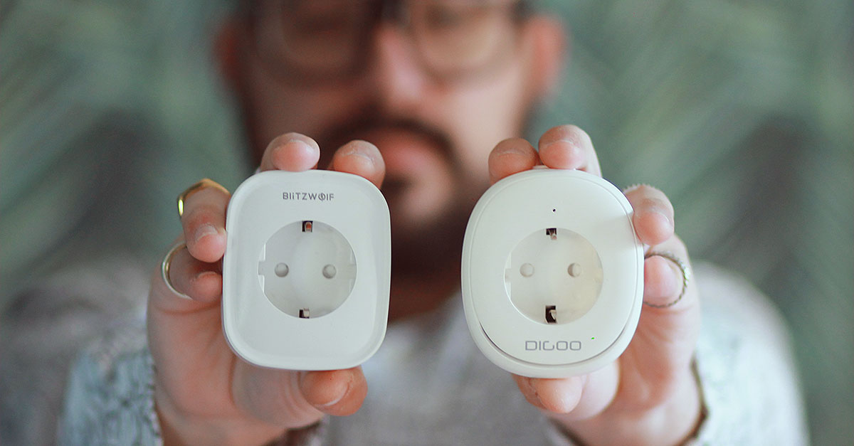 If you want to make your home more smart using a Smart Plug is the easiest and inexpensive way to turn your normal electrical socket into a smart socket