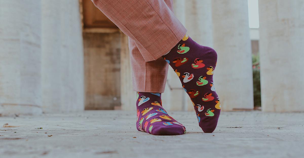 Esplora Roma da vicino con la collezione Autunno/Inverno 2019 di Happy Socks e fatti sorprendere dai luoghi speciali della città