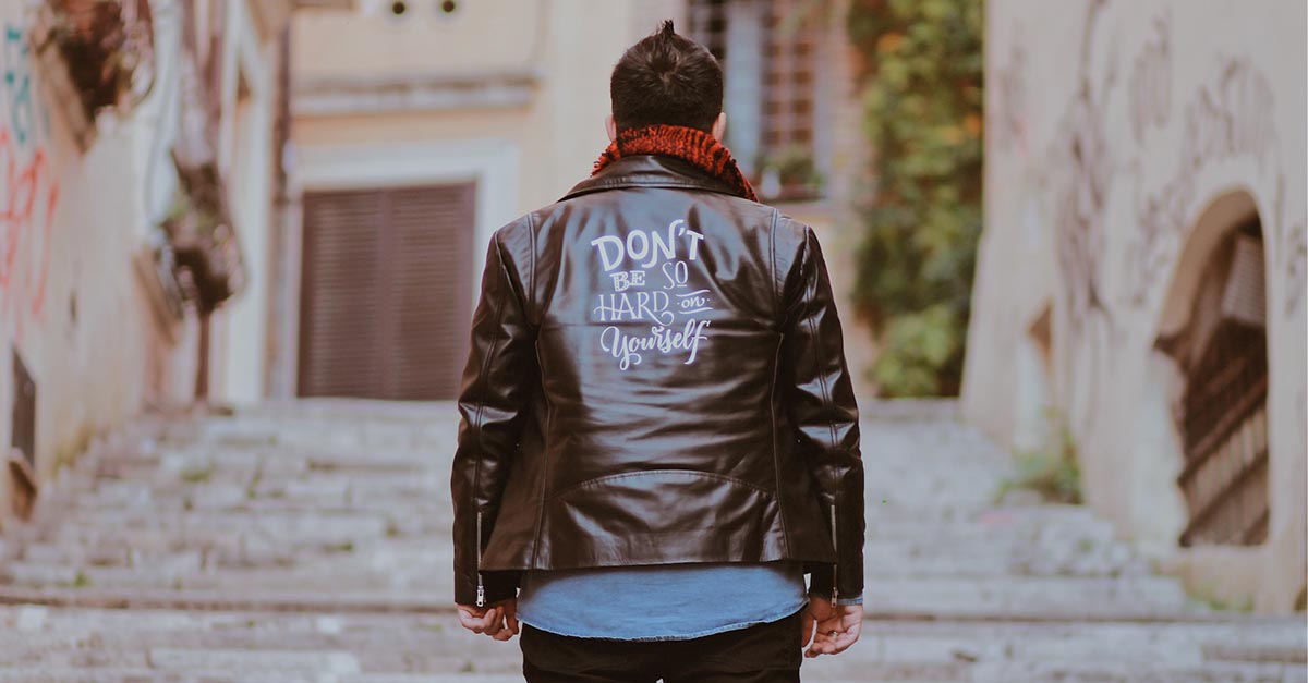 giacca in pelle su misura personalizzata, the jacket maker, custom leather jacket